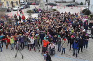 One Billion Rising 2019 in Scheibbs
