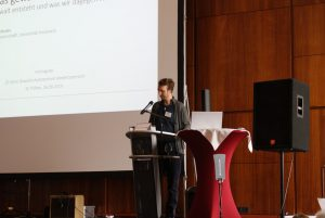 Vortragender: Ass.-Prof. Dr. Paul Scheibelhofer; Universität Innsbruck, Institut für Erziehungswissenschaft