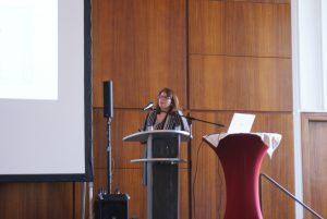 Vortragende: Maria Groinig, MA - Wissenschaftliche Mitarbeiterin; Alpen Adria Universität, Institut für Erziehungswissenschaft und Bildungsforschung (IfEB) Arbeitsbereich Sozialpädagogik und Inklusionsforschung